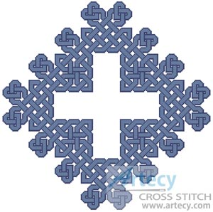 Celtic Cross Stitch Patterns